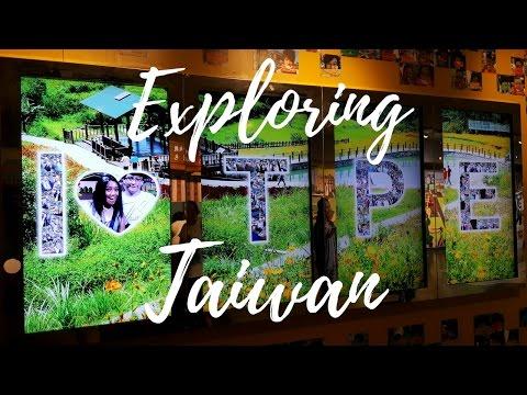 Taipei Taiwan Travel Vlog Part 2: Taiwanese Food & Taipei 101