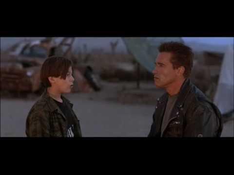 Terminator 2: Judgement Day Funny Moments : John Connor (Edward Furlong) Cussing