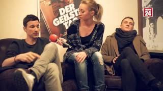 Interview mit Matthias Schweighöfer und Florian David Fitz: Der Geilste Tag