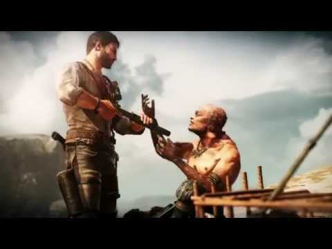 MAD MAX FOR PC IMAGES