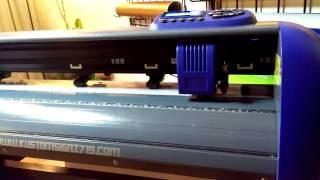 Titan 3 vinyl cutter review 2015 kustom signz 719