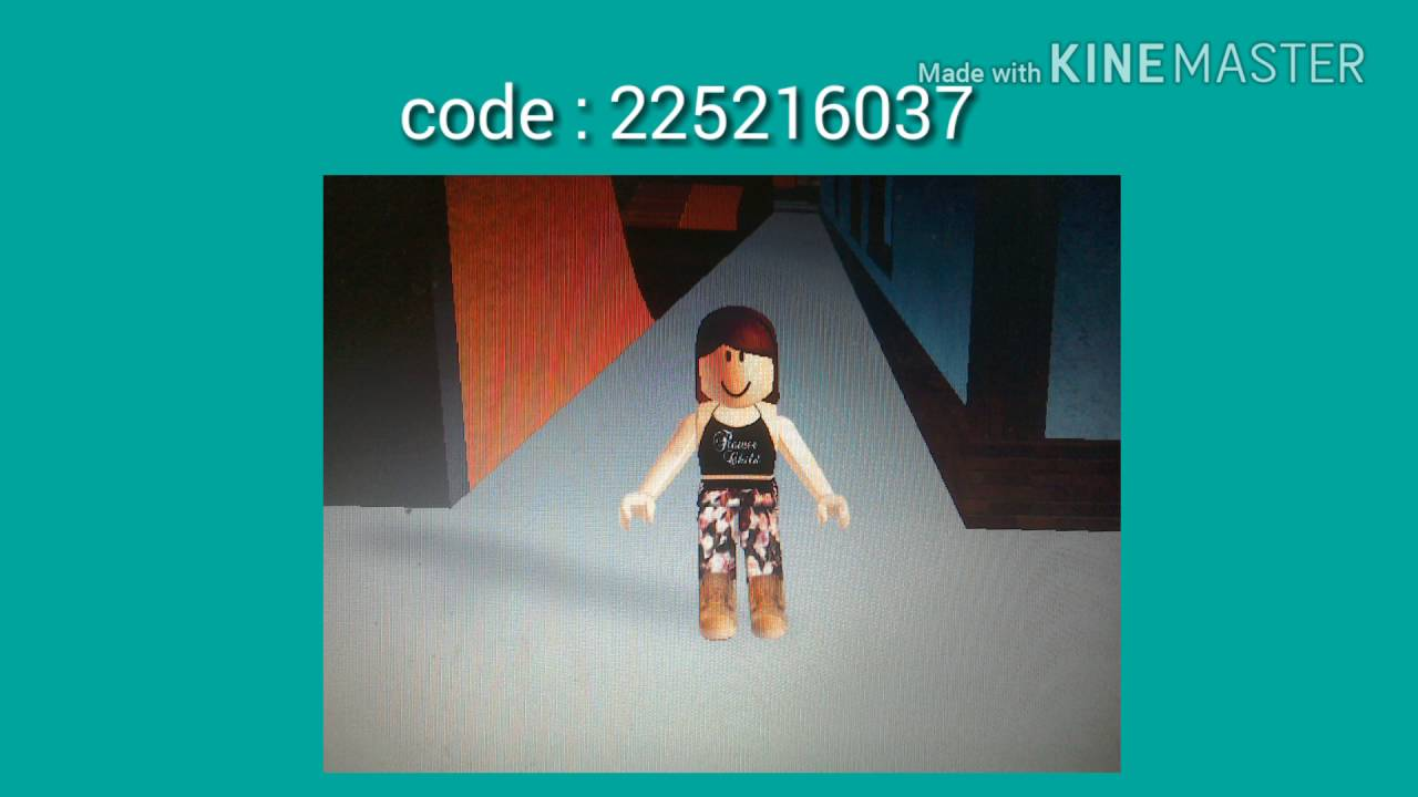 9 roblox codes for girl #3 - YouTube