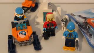 Lego City Arctic Exploration Team