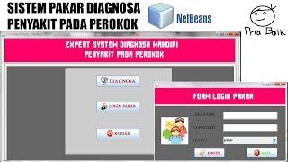 Sistem Pakar Diagnosa Penyakit Pada Perokok || Java