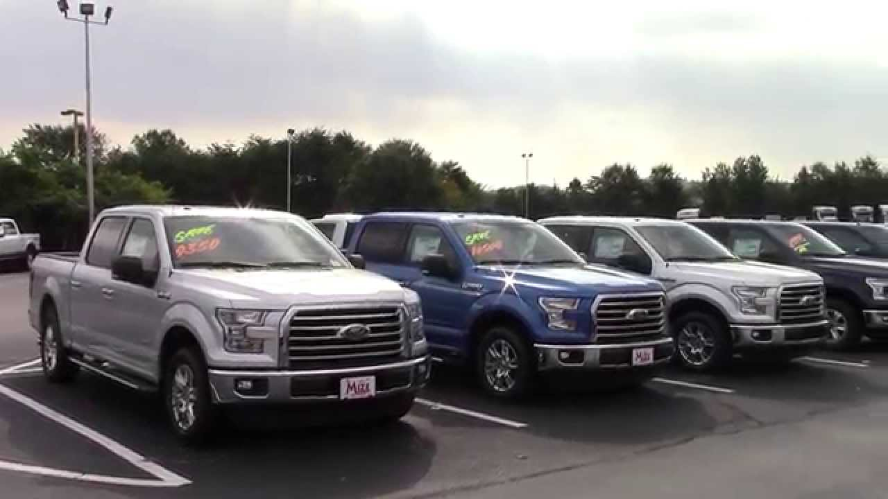 F Inventory Marshal Mize Ford Dylan Calkins - Chattanooga ford dealers