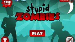Stupid Zombies Free - iPhone Game