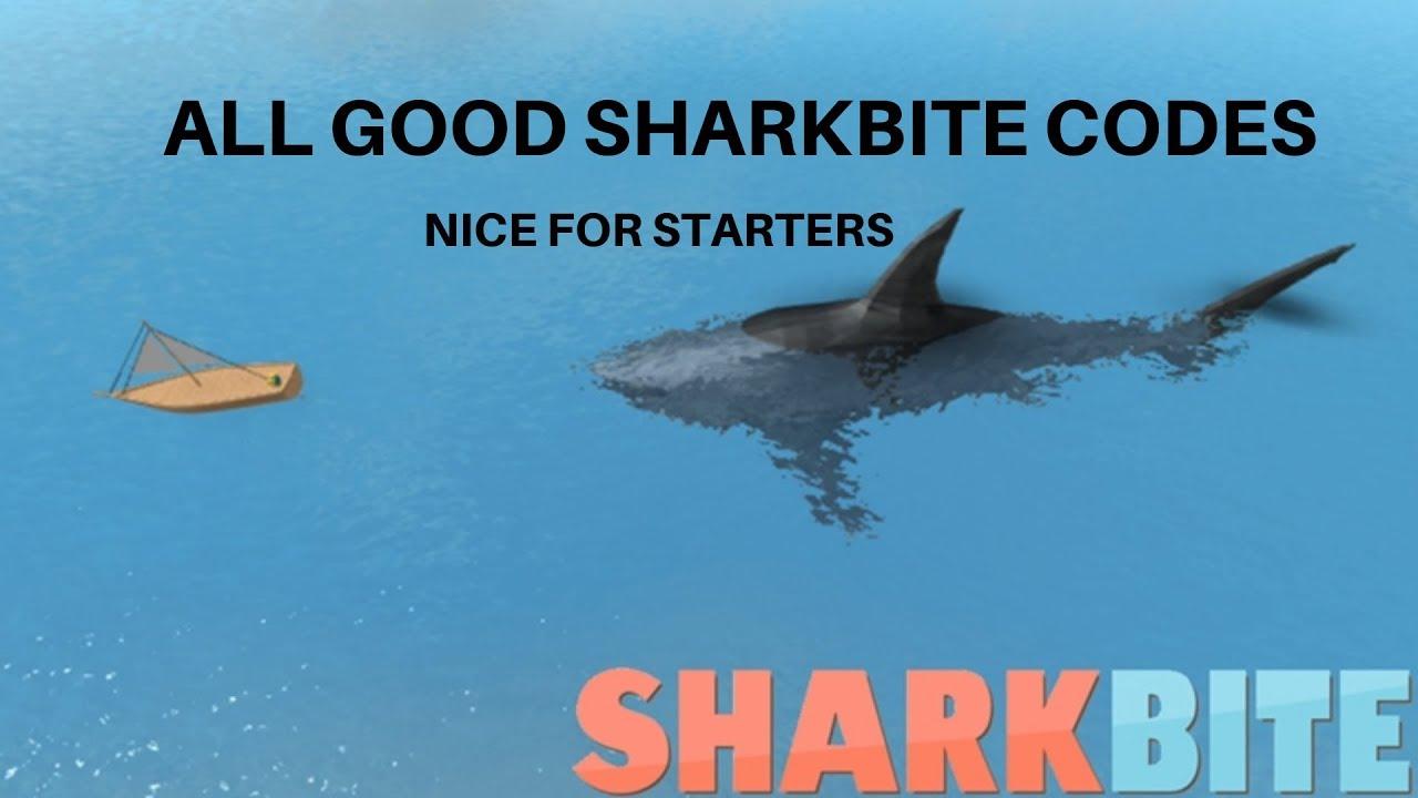 All Insane SharkBite Codes 2019