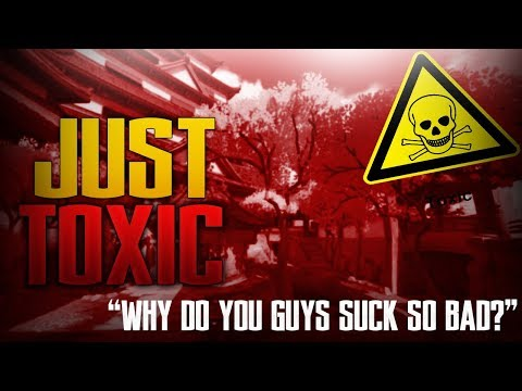 TOXIC GROUP SAID WE ALL SUCK