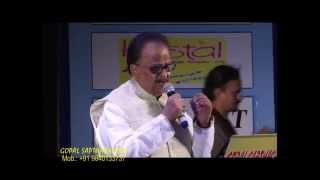 SPB Live on Stage - Ilayaraja's KANMANIYE KADHAL in Gopal Sapthaswaram, best music orchestra