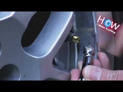How to Use a Tire Gauge