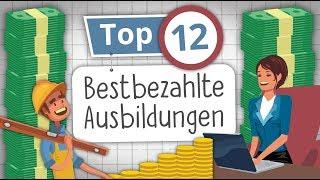 Die 12 Bestbezahlten Ausbildungsberufe: Wer hat das höchste Gehalt?