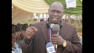 Cherenganyi MP Joshua Kutuny condemns use of excessive force in dealing with nasa demonstrators