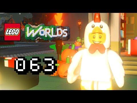 DAS BIN JA ICH !? - Let's Play Lego Worlds Gameplay #063 Deutsch German