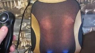 Массажная накидка Jare.  Massage cape(Массажная накидка Jare из Китая.Заказано на Алиэкспресс., 2016-09-22T10:42:18.000Z)