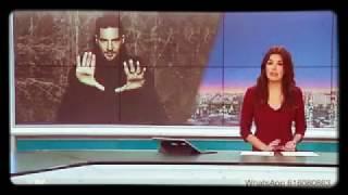 CaELiKe y paty Jordán en el vídeo clip FIEBRE de David Bisbal 😃