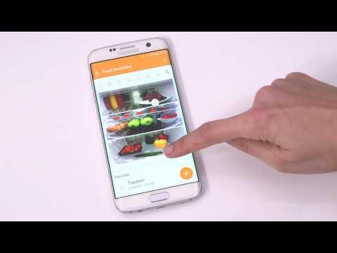Samsung Family Hub: Verwendung der Smart Home App