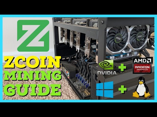 How To GPU Mine Zcoin XZC | Nvidia | AMD RX & VII | Windows & smOS