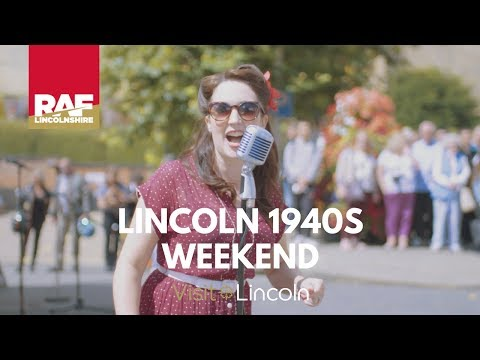 Lincoln 1940s Weekend - RAF Lincolnshire
