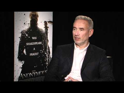 Anonymous Exclusive: Roland Emmerich Interview
