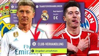 JEDES TRANSFERANGEBOT mit dem FC BAYERN AKZEPTIEREN!! 🔥😱💰 -  FIFA 18 FC Bayern Karriere Challenge