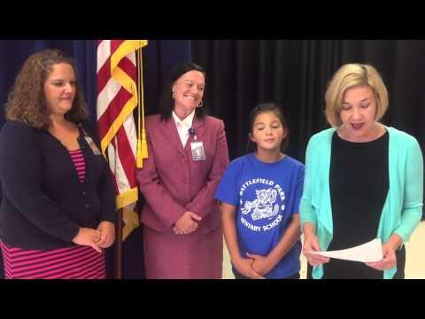 Battlefield Park Elementary School PTA - Back To School Night 2015