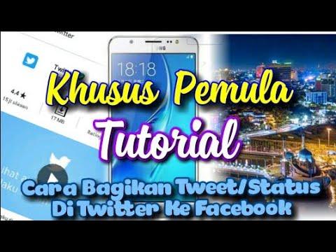 Selengkapnya : http://bisikan.com/cara-menghubungkan-facebook-ke-twitter pastikan anda masuk ke twit.