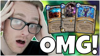 Hearthstone | OMG! This Game Had EVERYTHING! | Wild Thief Priest | Saviors of Uldum