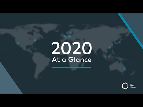BCG Digital Ventures' 2020 At a Glance