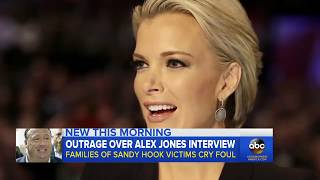 Megyn Kelly faces backlash over interview with Alex Jones