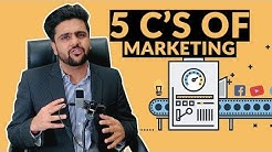 5 C's Of Marketing | Review Your Marketing Strategy | Hindi | Marketing Series | Marketing Topics