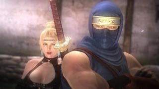 Dead or Alive 5 Ultimate - Teaser Trailer #2