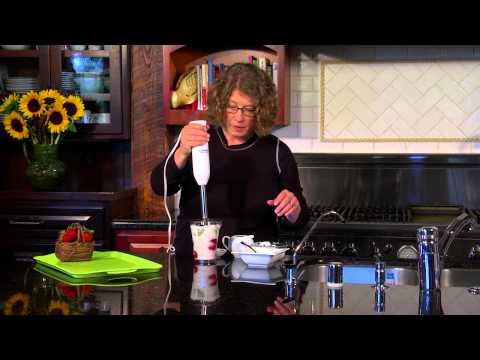 Cuisinart Smart Stick Hand Blender (CSB-76) Demo Video