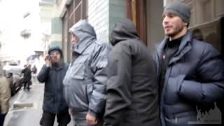Активисты НОД штурмом освободили Евгения Фёдорова. Полная версия. 15.11.2016