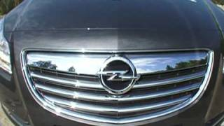 Тест-драйв автомобиля Opel Insignia