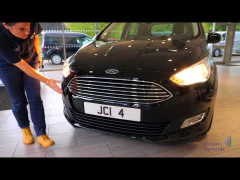 Legacy TYCO Compliance Ford C MAX
