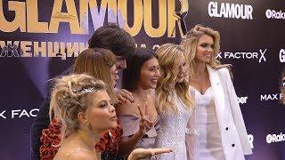 Премия «Женщину года» по версии Glamour вручили в Москве (новости)
