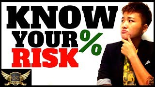 HOW MUCH TO RISK PER TRADE IN FOREX TRADING | RISK MANAGEMENT