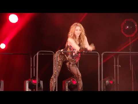 07.07.2018 Barcelona - Shakira, Chantaje (HD)