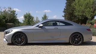 First Drive: 2015 Mercedes S 63 AMG Coupé
