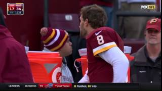 Fans Chant 'You Like That' with Kirk Cousins | Bills vs. Redskins | NFL