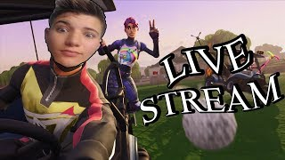 LIVESTREAM#149 || FORTNITE|| Rumo a 1 WIN #3200 GIVEAWAY