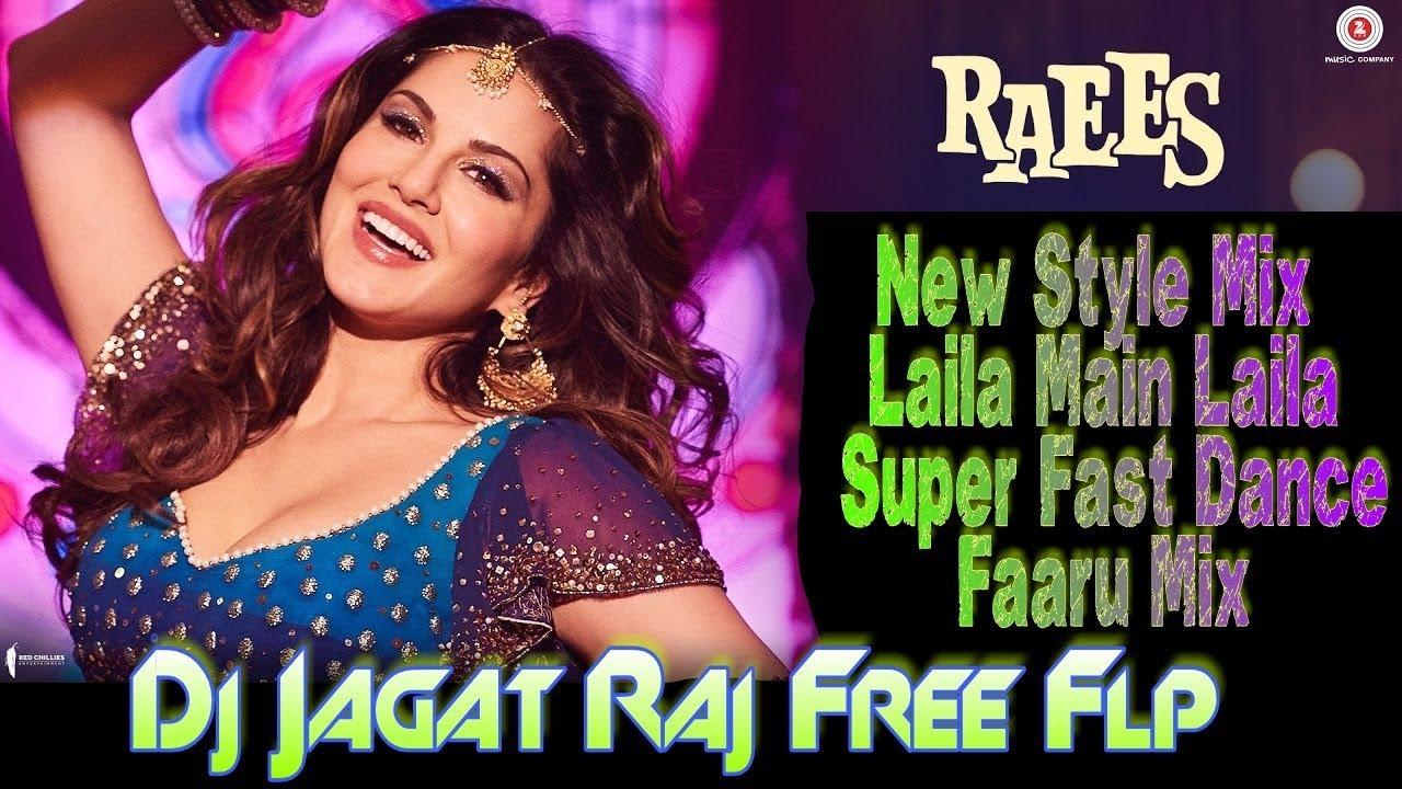 Free Flp Jagat Raj Flp Laila Main Laila Super Fast Dance Mix Dj Shubham  Hajipur