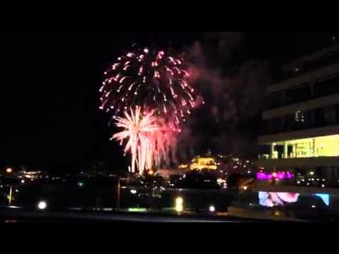 Fireworks @ Ibiza