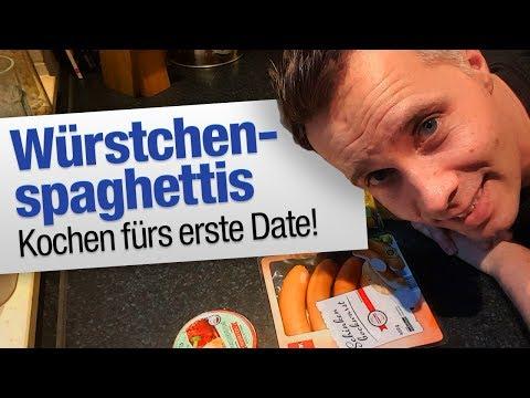 Kochen fürs Date: Würstchen-Spaghettis | jungsfragen.de