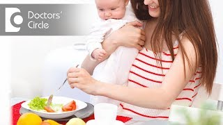 Effective ways to lose weight for breastfeeding mothers - Ms. Sushma Jaiswal