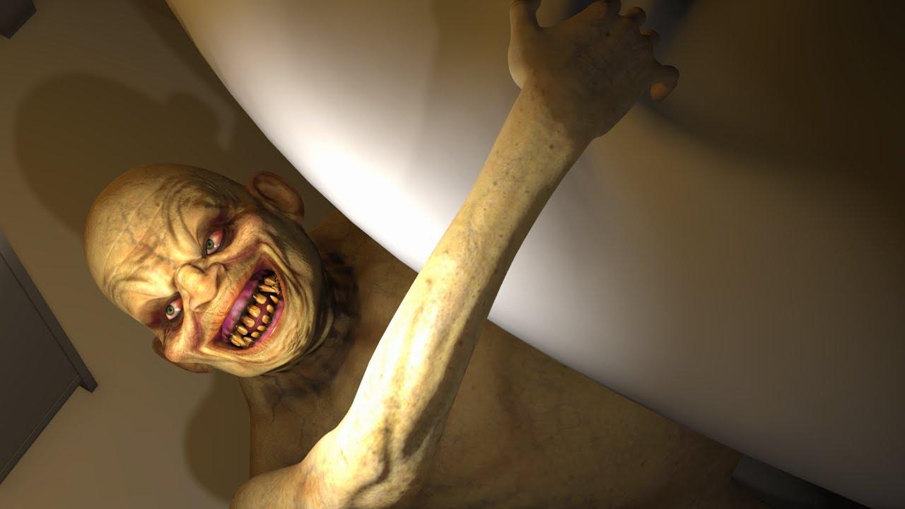 【怖い】ベッドの下の鬼
