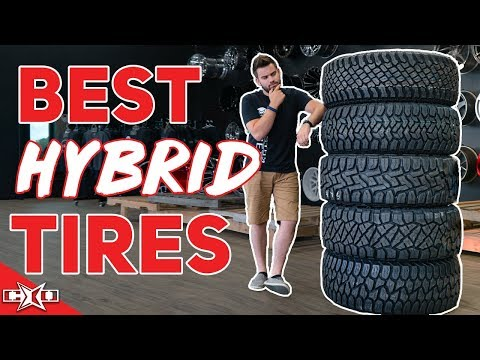 The Best HybridTires for 2019