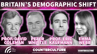 What is the Future for White Majorities & White Identity? How are Demographics Changing Britain?