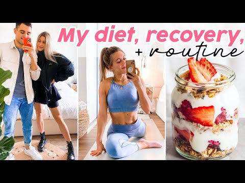 Day in the Life | How I Eat, Recover + My Current Routine
