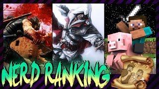 Top 10: Gameplay-REVOLUTIONEN | NerdRanking HD
